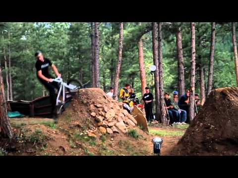 X Games Bmx Mega Ramp BMX DIRT . Constru&#23...