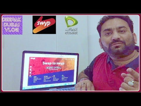 SWYP by Etisalat,,,Whats your Plan (15 to 29 age MUST SEE)...#DeepakDubaiVlog