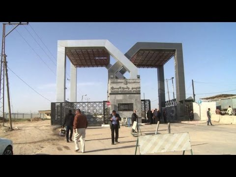 Egypt reopens Rafah border crossing with Gaza for two days