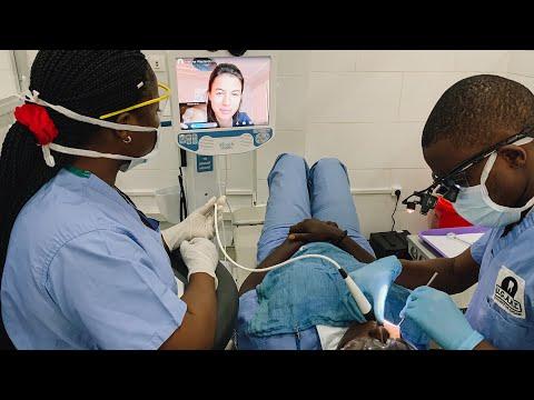 Mercy Ships - Gamal Dental School (Conakry, Guinea)
