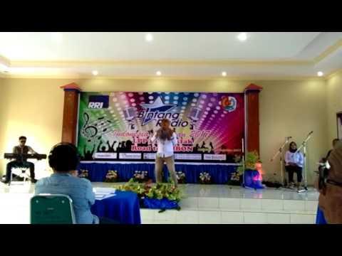 """DIA""  ANJI (Cover :Jecky Emerson) Bintang Radio Indonesia Asean Kabupaten FakFak 2017"
