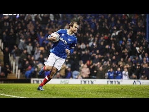 Highlights: Portsmouth 1-2 Chelsea U21s