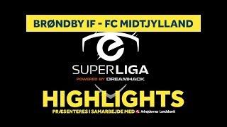 eSuperliga: Tæt kamp mod FCM   brondby.com