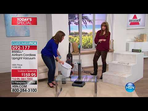 HSN   Home Solutions featuring Bissell 02.13.2018 - 01 AM