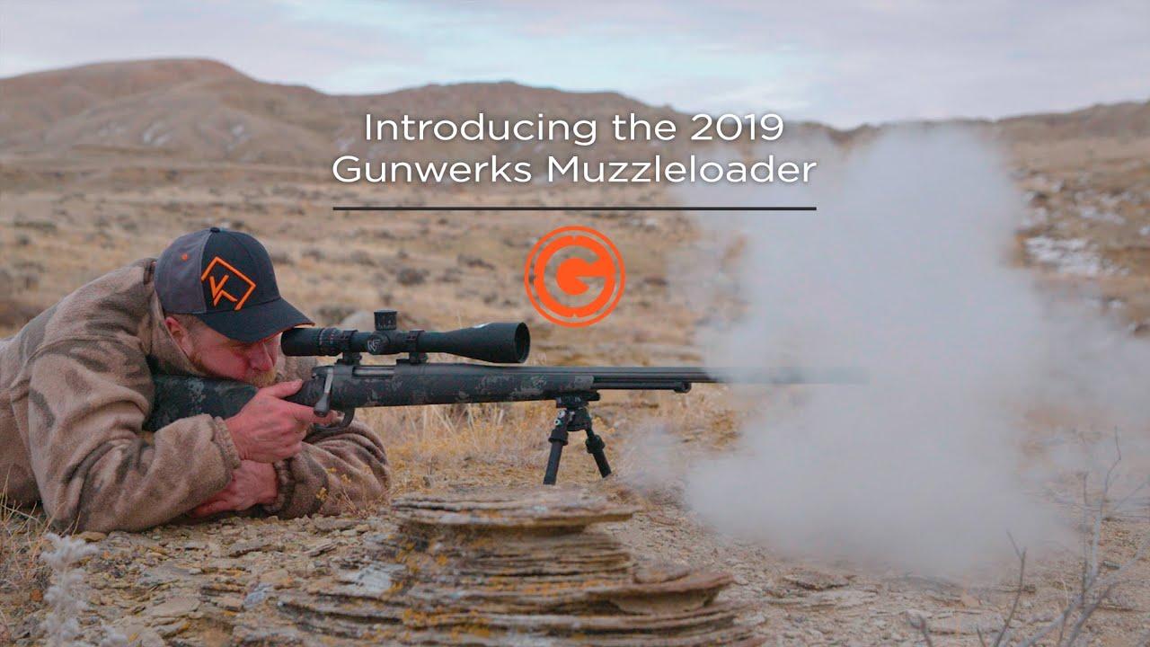 Muzzleloader | Custom Long Range Muzzleloader - Gunwerks