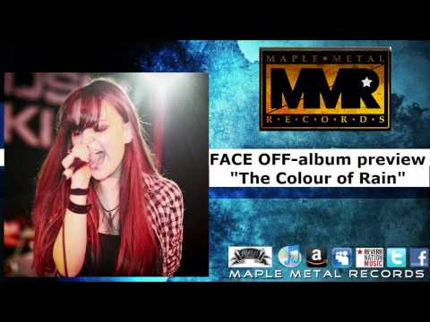 FACE OFF - The Colour of Rain [album preview]