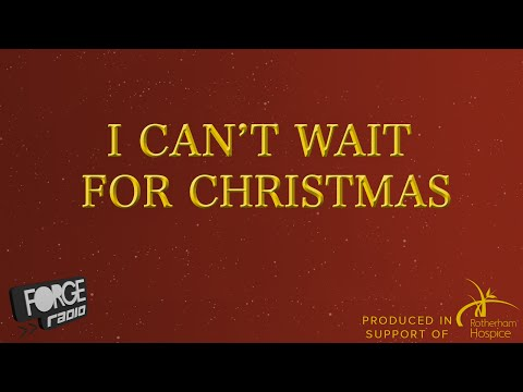 The Forge Tops - I Can't Wait For Christmas (Forge Radio Charity Christmas Single 2014)