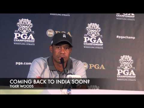 Tiger Woods to design course in India?