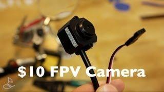 Video DIY: $10 FPV Camera download MP3, 3GP, MP4, WEBM, AVI, FLV April 2018