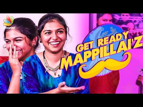 Are You Raveena's Mappillai ? - Interview | Get Ready Mappillai'z | Wedding Conversation