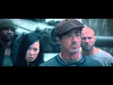 The Expendables 2 in less than 2 minutes