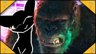Godzilla vs Kong was Horrible -  according to Kong fans