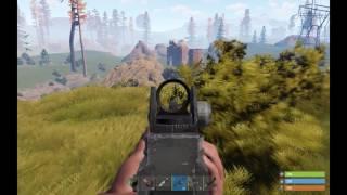 Rust Battle Royale Win