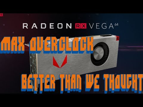 Vega Overclocking Tips And Tricks For Max OC!!