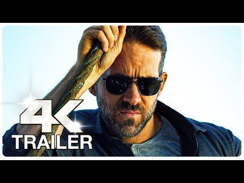6 UNDERGROUND Trailer (4K ULTRA HD) NEW 2020
