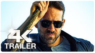 6 UNDERGROUND : 5 Minute Trailers (4K ULTRA HD) NEW 2020