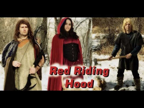 Red Riding Hood OFFICIAL Trailer