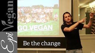 Determinism in Veganism