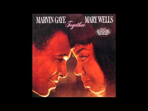 Once Upon A Time - Marvin Gaye & Mary Wells (1964)  (HD Quality)