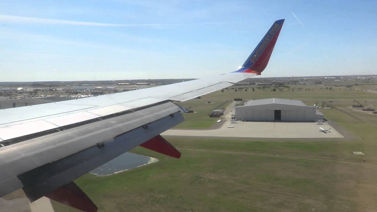 Southwest Airlines Will Rogers Airport Oklahoma City