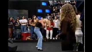 PROGRAMA LIVRE - Carla Perez SBT 1998-06-15