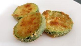 Summer Recipe: Fried Zucchini