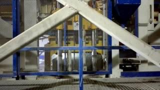 видео Интересует технология производства бетонных столбов