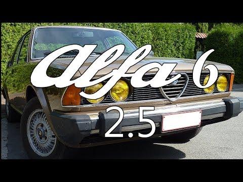Alfa Romeo Alfa 6 1980