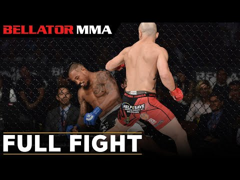 Bellator MMA: Georgi Karakhanyan vs. Bubba Jenkins FULL FIGHT