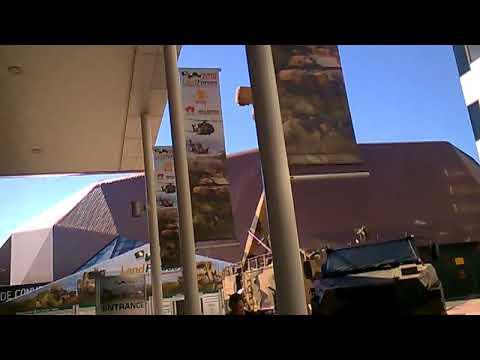 Land Forces Expo 2018 Adelaide South Australia