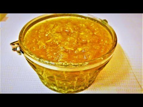 Самое Вкусное ВАРЕНЬЕ ИЗ КАБАЧКОВ/Варенье из Кабачков с Лимоном Апельсином и не только