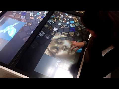 Digital Experience at the Museum of Ancient Art of Belgium