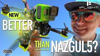 Vidéo: IFLIGHT Nazgul5 V2 HD BNF