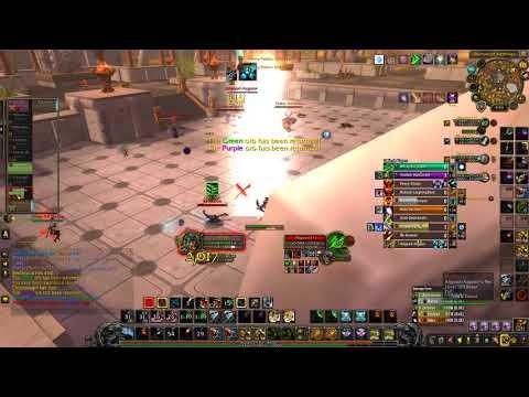 WoW 8.0.1 BM Hunter PvP - BG Commentary