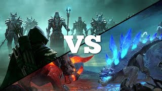 Top 10 Differences Elder Scrolls Legends vs Hearthstone