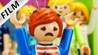 Playmobil Film Deutsch JULIAN HAT LÄUSE! HAT ER DIE GANZE STADT ANGESTECKT? Familie Vogel