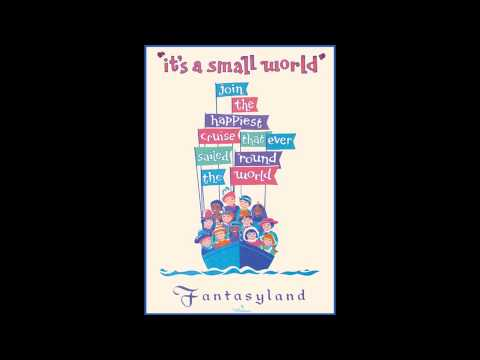 It's A Small World music