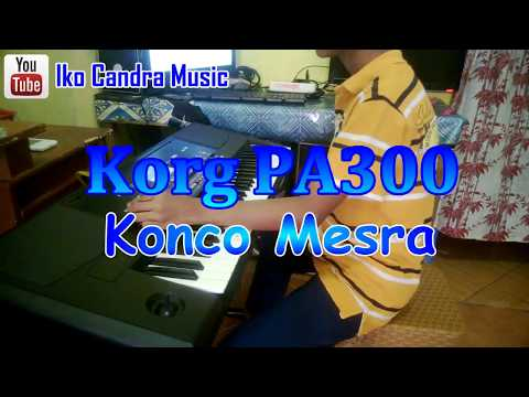 Konco Mesra (Koplo) || Sampling Korg PA300