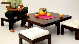 Wooden Street - Coffee Table Online Buy Reid Coffee Table Online