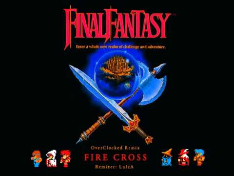 Fire Cross ~ Final Fantasy (OC Remix)
