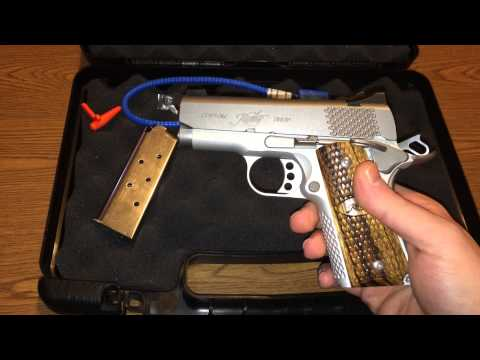 Kimber Raptor Ultra Carry II, (Custom Shop) Review And Discussion...