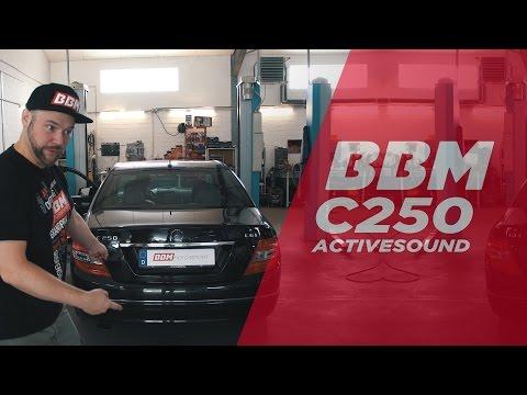 Mercedes-Benz C250 CGI Activesound by BBM