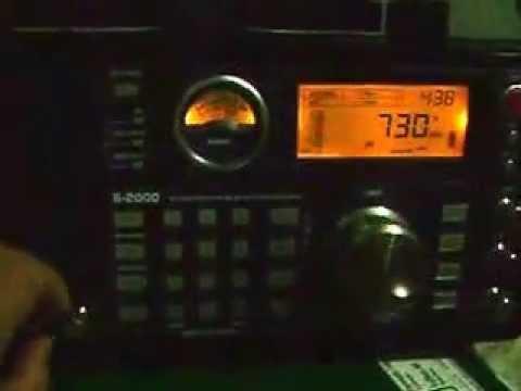 Radio Cardinal AM 730 khz  , Ansuncion , Paraguay