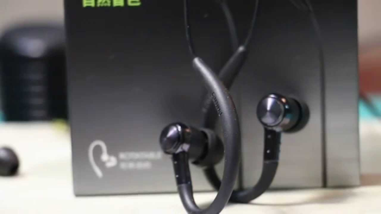 Philips SHS8100 headphone review