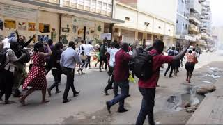 Riots at Nasser