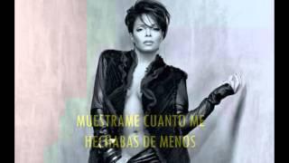 """Janet Jackson - """"No Sleeep"""" [feat J Cole] (Subtitulado al Español)"""