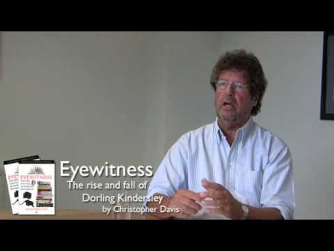 How publishing has changed, and the birth of Dorling Kindersley