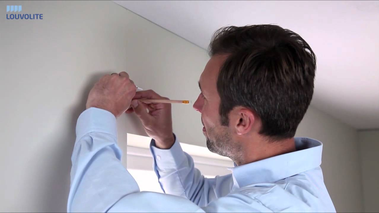 How To Measure Fit Roller Blinds Closed Cassette Outside The