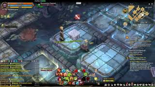 [Tree of Savior] Barynwell 86 waters (Lydia Schaffen's Relic(5) puzzle solution)