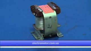 Трансформатор ОСМ1-1,0(Трансформатор ОСМ1-1,0 - http://electromotor.com.ua/video/transformator/2297-transformator-osm1-1-0 Характеристики, описание. Оптовая цена от..., 2011-10-20T11:12:02.000Z)